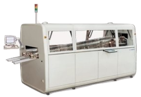 18FS Single and 18FD Dual Wave Solder Machines